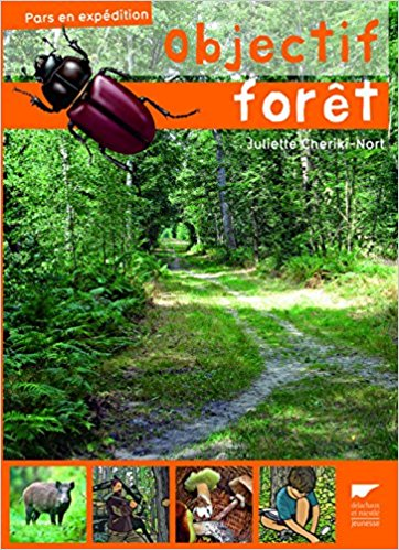 Couverture objectif foret